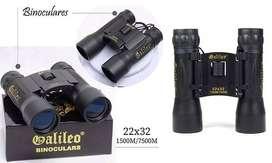 Binoculares 22×32 Galileo Largavista