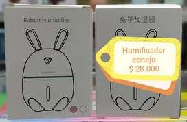 Humificador conejo