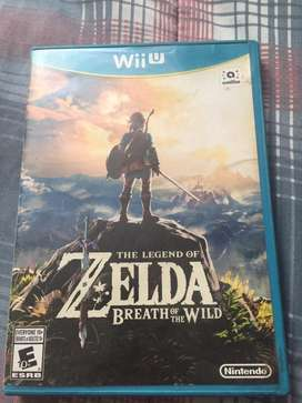 Vendo the legend of zelda para nintendo wii u