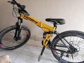 Bicicleta Hoby