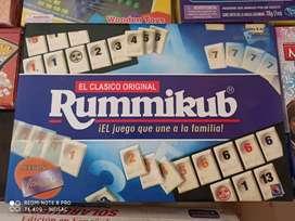 Juegos de mesa - Rummikub - no monopolio