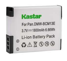 Bateria Camara Panasonic Dmw-bcm13 Lumix Dmc-lz40 Dmc-ts6