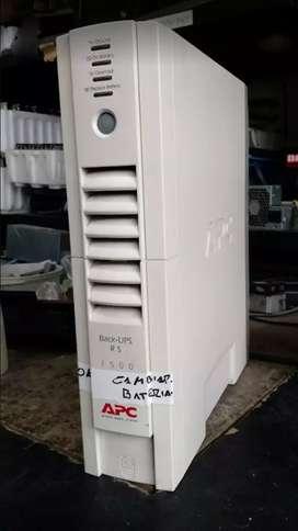 UPS APC 1500v s/baterias
