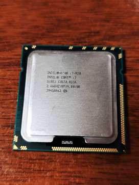 Procesador Intel Core I7 920 1era Generación Lga1366