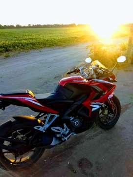 Rouser RS200