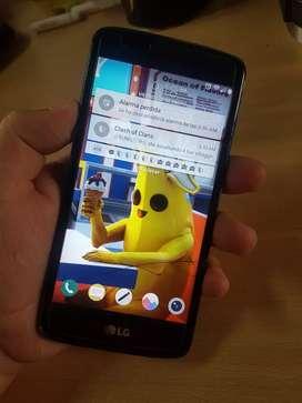 Celular lg k8 liberado