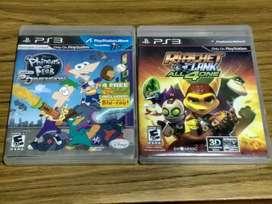 Vendo o permuto: juegos de PS3