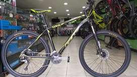 Bicicleta Gw wolf 27.5 Talla L 9v Acera