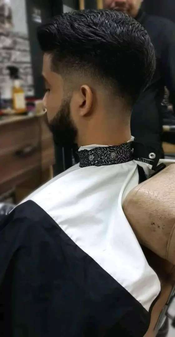Barbero a domicilio 0