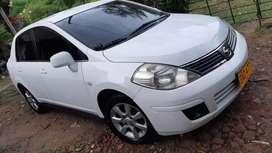 Nissan tiida mod 2008 1.8lt automático