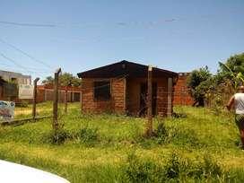 Terreno con casita prefabricada
