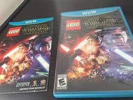 Lego Star Wars Wii U