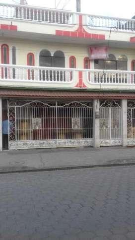 Venta C093 Casa en Milagro 250 Mts2 Ave. Principal  Guayas