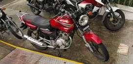 Yamaha libero en excelente estado 2014 papeles al día
