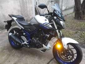 Yamaha mt 03 vendo