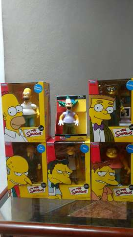 Colección de los Simpsons