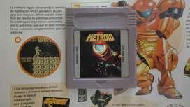 METROID 2 (GAME BOY)