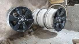 Rines de Toyota hilux de 17 pulgadas