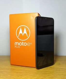 Moto E6 Plus 32gb Nuevos Libres