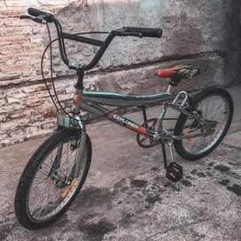 Bicicleta BMX Explorer Cromada - Excelente Estado