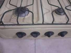 Cocineta 4 hornillas