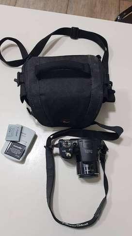 Vendo cámara Canon SX500