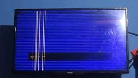 Vendo tv LED de 32 pulgadas (SOLO RESPUESTO)