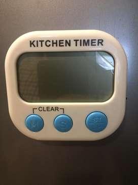 Temporizador Timer Cronometro y Reloj