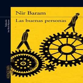 Libro Las Buenas Personas (usado)