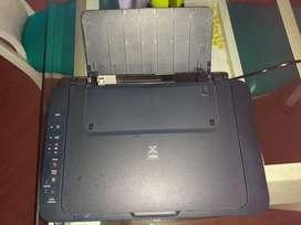 Vendo impresora multifuncional canon E461 en perfecto estado