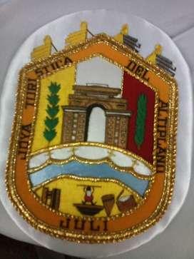 Bandas y medallas para alcaldes, Fajas de Ministro, Banda Presidencial