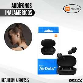 AUDÍFONOS Bluetooth Redmi AirDots S