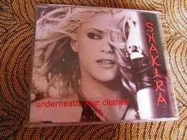 CD ORIGINAL PROMOCIONAL DE SHAKIRA.