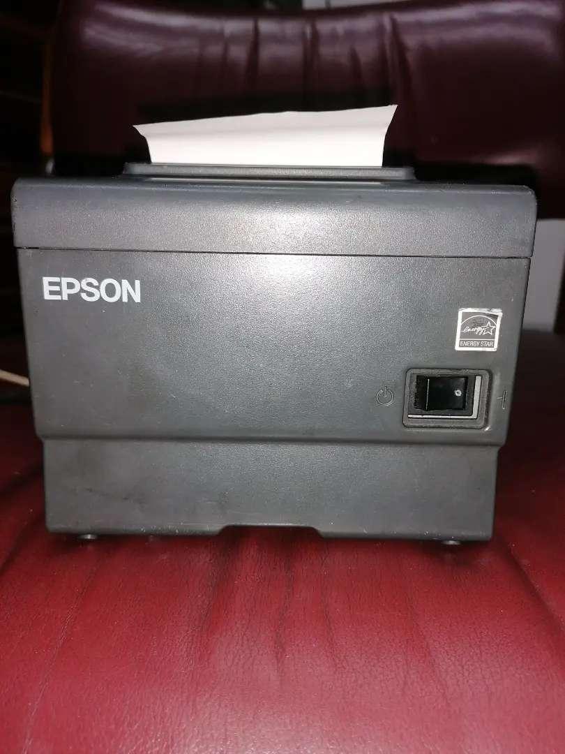 Impresora Térmica de recibos POS TM-t88v