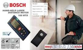 Metro laser boch de 100m