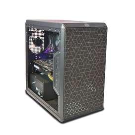 Pc Gamer Amd Ryzen 5 2600 Gtx 1650super Ram8gb - 512gb