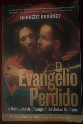 SE VENDE LIBRO EL EVANGELIO PERDIDO DE JUDAS