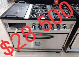 Cocinas hogareñas industriales garantizadas directo de fábrica garantía