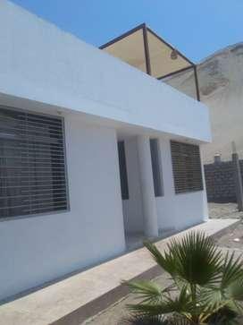 Alquilo casa de Playa en Punta Nueva Camana