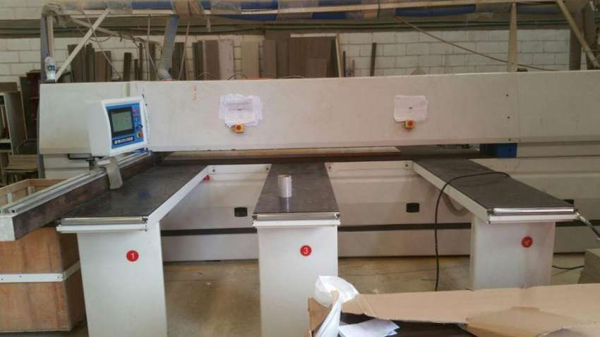 Vende Maquinarios Un Fabrica De Carpinteria Total 0