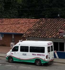 Venpermuto Microbus Servicio Publico Urba