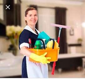 Se necesita señora para trabajos en casa