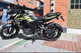 Moto pulsar 200 ns modelo 2020