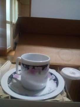 Tasitas de cafe  ( sin uso)