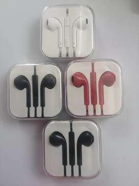 Audífonos stile tipo iphone