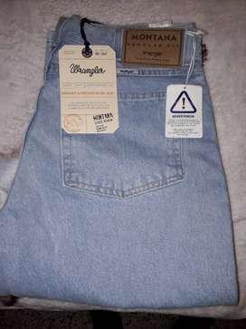 Vendo 2 pantalones Rangler Montana