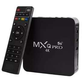 OFERTA ESPECIAL TV BOX 4K ANDROID 10 8G ROM 5G