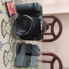 Canon 50D + 3 Baterias + Memoria 64 Gigas