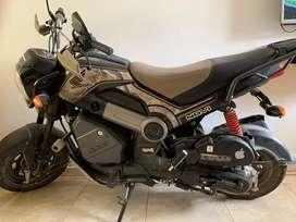 Vendo Honda Navi Adventure como nueva...