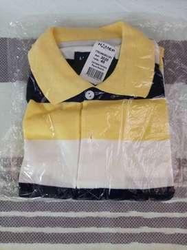 Camiseta de franjas Talla L